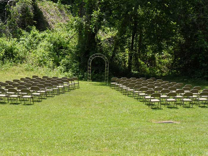 Outdoor Wedding#3